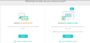 Animoto Video
