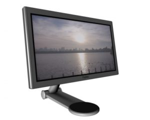 Funktionsweise von Fernsehbildröhre, Flüssigkristallanzeige und Plasmabildschirm